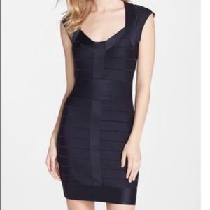Black French Connection cocktail dress